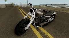 Western Motorcycle Wolfsbane GTA V для GTA San Andreas