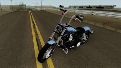 Harley-Davidson FXDB - Dyna Street Bob 2017
