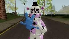 Funtime Freddy FNaF для GTA San Andreas