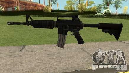 M4A1 HQ для GTA San Andreas