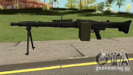 CSO2 MG3 для GTA San Andreas