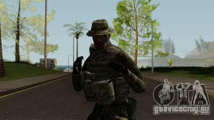 Scout Soldier для GTA San Andreas