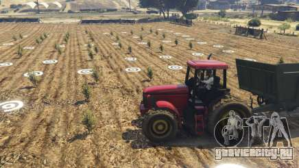 Farming Life Project - Mod 1.1 для GTA 5