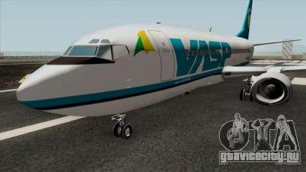 Boeing 737-200 VASP PP-SMA для GTA San Andreas