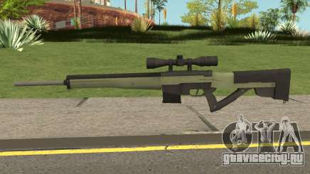 Sniper Rifle From SZGH для GTA San Andreas