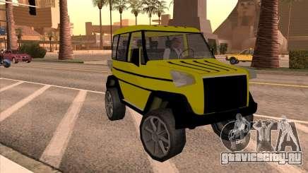 Vector для GTA San Andreas