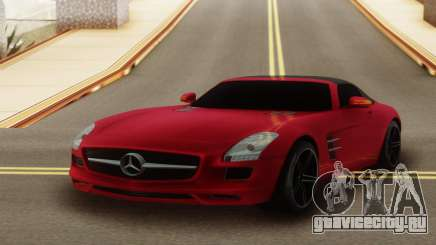 Mercedes-Benz SLS AMG Roadster для GTA San Andreas