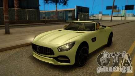 Mercedes-Benz GT-C для GTA San Andreas