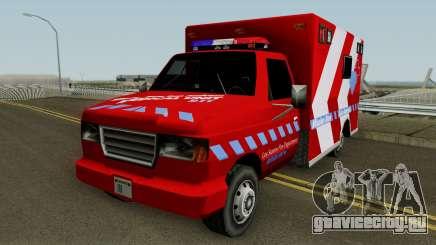 Ambulance: Mission Row San Andreas для GTA San Andreas