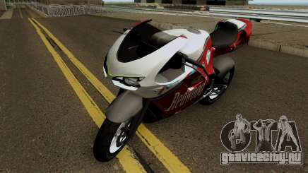 Bati Custom from GTA 4 EFLC для GTA San Andreas
