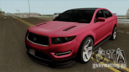 Ford Taurus (Interceptor style) 2012 для GTA San Andreas