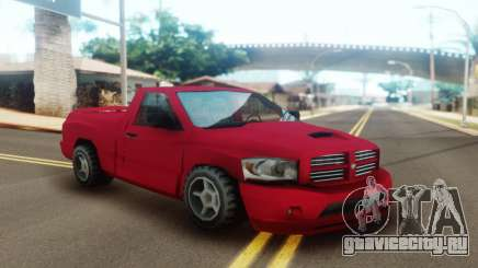 Dodge RAM SRT-10 Pickup для GTA San Andreas