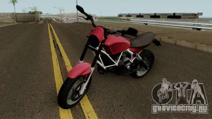 Pegassi Esskey GTA V High Quality для GTA San Andreas