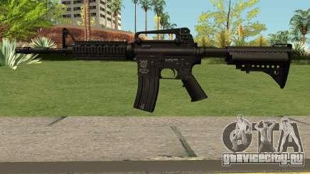 M4A1 RIS для GTA San Andreas