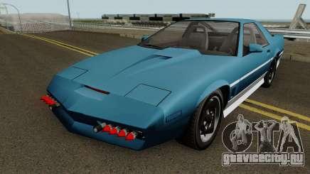 Ruiner 2000 GTA V (v1) для GTA San Andreas