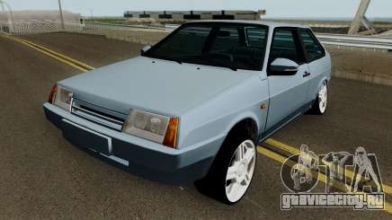 VAZ 2108 AzeLow Style для GTA San Andreas