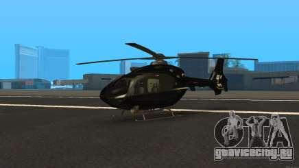 ЕС-135 венгерский пакет для GTA San Andreas