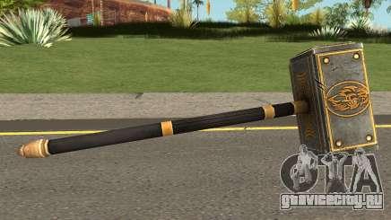 Triple H Sledgehammer from WWE Immortals для GTA San Andreas