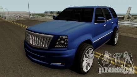 Cadillac Escalade ESV AWD 6.0L V8 2006 v1 для GTA San Andreas