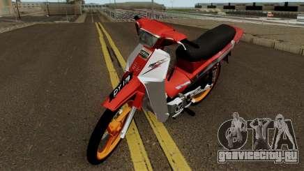 Yamaha SS110 Fiz для GTA San Andreas