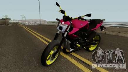 Yamaha XJ6 2013 Motovlog для GTA San Andreas