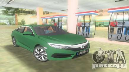 Хонда Цивик FC5 для GTA Vice City