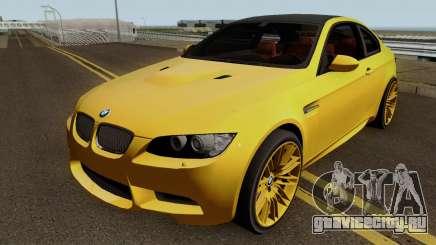 BMW M3 E92 IVF для GTA San Andreas