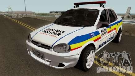 Chevrolet Corsa PMMG для GTA San Andreas