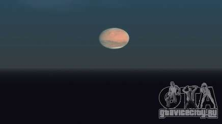 Mars HD для GTA San Andreas