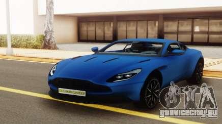 Aston Martin DB11 Coupe для GTA San Andreas