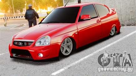 Lada Priora Sport для GTA 4