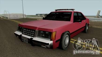 Vincent Escolta Armada TCGTABR для GTA San Andreas