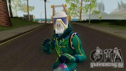 Fortnite DJ Yonder Skin для GTA San Andreas