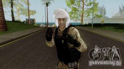 SKIN PRF MOTOCICLISTA для GTA San Andreas