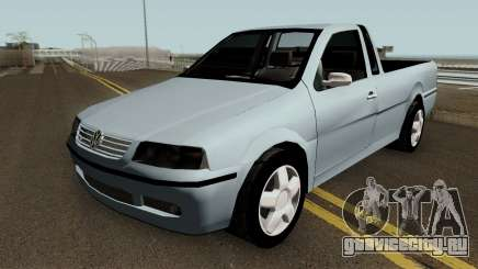 Volkswagen Saveiro Edit для GTA San Andreas