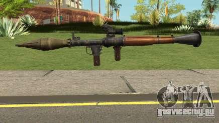 CSO2 RPG-7 для GTA San Andreas