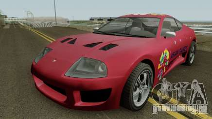 Dinka Jester Classic 18th Asian Games для GTA San Andreas