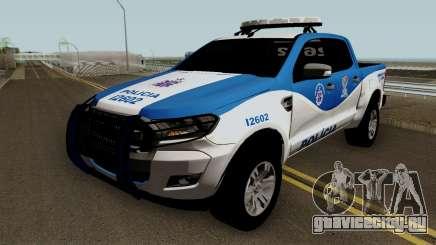 Ford Ranger 2017 PCBA для GTA San Andreas