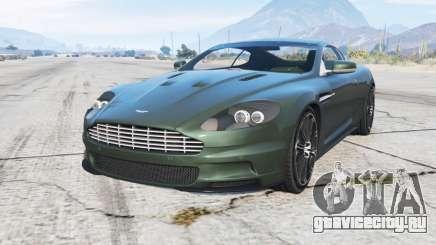 Aston Martin DBS 2007 для GTA 5