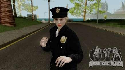 GTA Online Random Skin 10 LSPD Metro Officer для GTA San Andreas