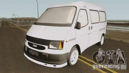 Ford Transit 1997 для GTA San Andreas