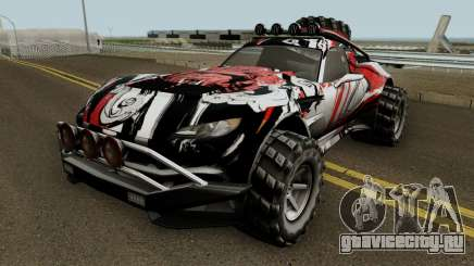 BXR Bailey Blade XT4 2015 для GTA San Andreas