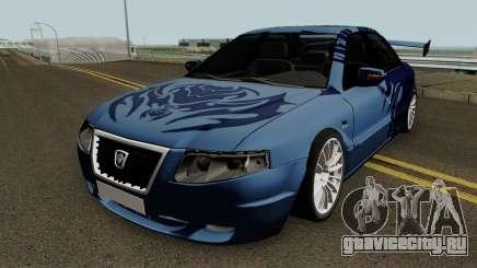 Ikco Samand Soren Full Sport для GTA San Andreas