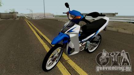 Yamaha 125z STD Version для GTA San Andreas
