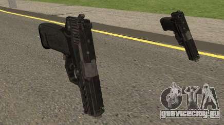 COD-MWR USP45 Stock для GTA San Andreas
