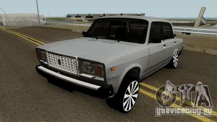ВАЗ 2107 High Quality для GTA San Andreas