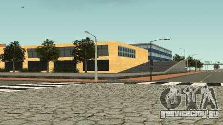 Автосалон GTA Criminal Russia для GTA San Andreas