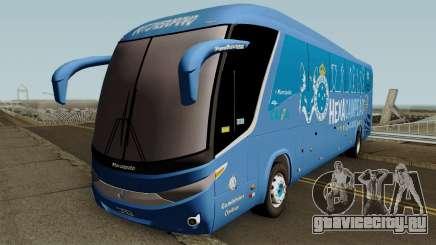 Marcopolo Paradiso 1200 G7 4X2 Do Cruzeiro для GTA San Andreas
