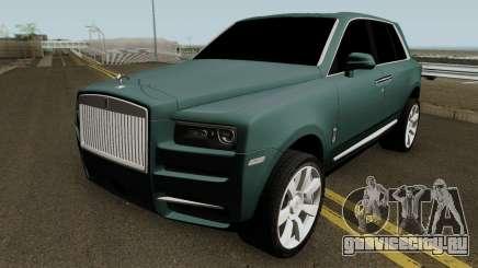 Rolls-Royce Cullinan HQ для GTA San Andreas