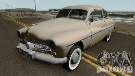 Mercury Eight Coupe (9CM-72) 1949 для GTA San Andreas